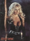 Barb Wire Embossed Series 1996 (Pamela Anderson Film)
