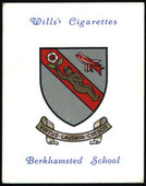 Arms of Public Schools 2nd Series 1934