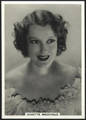 Film Stars and Sports - Photocards Group E 1937