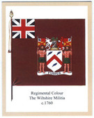 Infantry Regimental Colours The Wiltshire Regiment 1st Series 2010