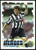 Newcastle United F.C. Plus Set LT9 embossed 1999