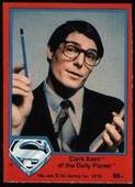 Superman The Movie 2nd Series 1979