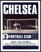 Chelsea F C European Cup Winners 1971 Programme Covers 2006