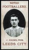 Noted Footballers c1905 reprint 2001