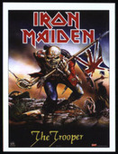 Iron Maiden Concert Posters 2010
