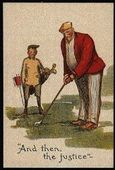 Seven Ages of Golf c1885 reprint 1995