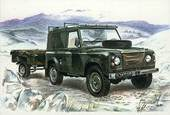 Land Rover Ninety, One Ten and Defender (Numbered 105-108) 2000
