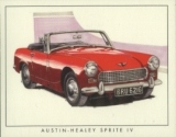 Spridget Austin-Healey Sprite and MG Midget 1958-79 2002