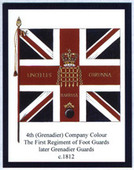 Infantry Regimental Colours The Grenadier Guards 3rd Series 2009