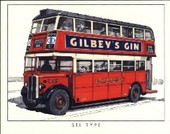 London Buses of the Pre-War Years 1997