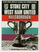 Stoke City F. C. 1972 League Cup Winners Programme Covers 2005