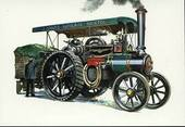 Traction Engines (Numbered 109-112) 2000