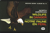 North American Wildlife In Danger Special Album 1970