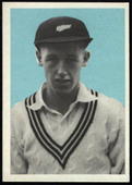 Cricketer Series New Zealand 1958