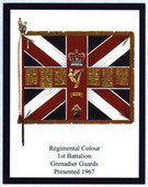 Infantry Regimental Colours The Grenadier Guards 2nd Series 2009
