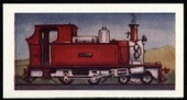 150 Years of Locomotives (White lettering on back panel) 1956