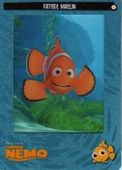 Finding Nemo Film Cardz (Disney Film) 2003