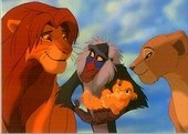 The Lion King Walt Disney Film 1st Series 1995