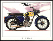 BSA (Motor Cycles) 2nd Series 1999