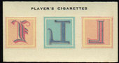 Your Initials Transfers 1932