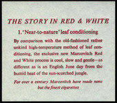 The Story in Red and White 1955