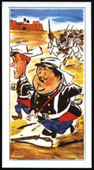 Laurel and Hardy (cartoon) (thin card) 1972