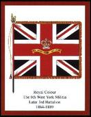 Infantry Regimental Colours The Duke of Wellingtons Regiment 1st series 2006