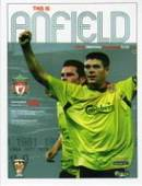 Liverpool F.C. Champions League Winners 2005 Programme Covers 2005