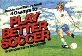 Play Better Soccer Original Special Album (Inside pages cream)
