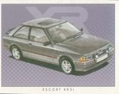 Ford XR Models 1980-89 (Cars) 2001
