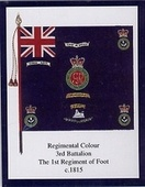 Infantry Regimental Colours The Royal Scots 1st Series 2004