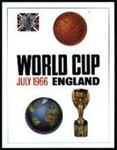 England World Cup 1966 (Programme Covers, Posters and Ticket) 2006