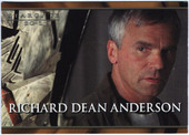 Stargate SG1 Season 6 Checklist Corrected Cards