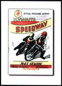Speedway Programme Covers 4th Series The Fabulous 40s 2004
