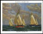 Racing Yachts 1938 reprint 1987