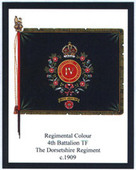 Infantry Regimental Colours The Dorset Regiment 1st Series 2010