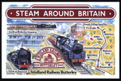 Steam Around Britain 6th Series Railways 2009