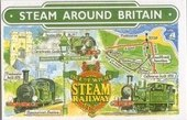 Steam Around Britain 2nd Series Railways 2001