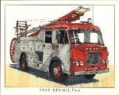 Fire Engines 1st Series 1996