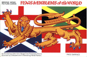 Flags and Emblems of the World Reprint Special Album (glossy cover)