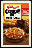 Crunchy Nut Corn Flakes Playing Cards 1986