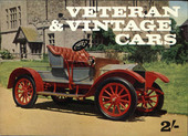Veteran and Vintage Cars 1st Series 1961 Special Album