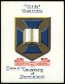 Arms of Universities 1923