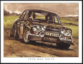 Escort (Works Rally Cars) 1999