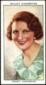 Radio Celebrities 1st Series 1934