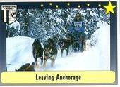 Iditarod 1992 (Sled Dog Race across Alaska)