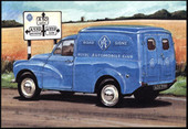 Morris Minor Vans (numbered 005-008) 1994