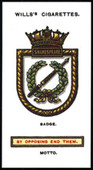 Ships Badges 1925 (C.C.S. reprint 2000)