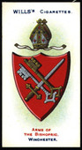 Arms of The Bishopric 1907