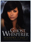 Ghost Whisperer Seasons 1 and 2 2009